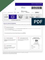 Boarding Pass Pnr