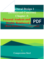 Flexural Analysis and Design - Doubly Reinforced Beams