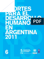 Cap 3, el sistema de salud argentino - Aportes para el desarrollo humano en Argentina.pdf