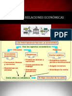 Clase 22. Agentes y relaciones económicas