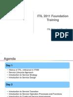 ITIL V3 Students