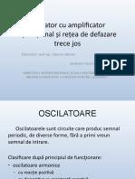 oscilatoare RC - Teodor.ppt
