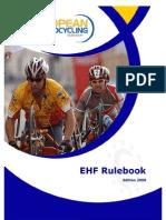 Hand Bike Regolamento