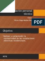 Capacitación Personal Técnico