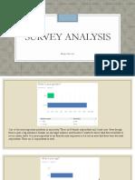 music video survey analysis