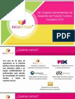 3er Congreso Iberoamericano de Desarrollo de Producto Turístico