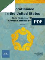 Grameen America Report