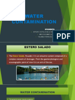 Assignment Water | Water Pollution | Water Quality