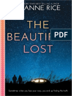 The Beautiful Lost Paperback Excerpt