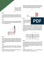 Ejercicios de Física I Tec de Monterrey (Industrial)