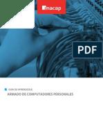 1.3 Guía de Aprendizaje de La Unidad 1; Armado de Computadores Personales - TISP02_U1_GA