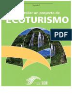 Como desarrollar un plan ecoturistico