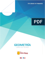 5to grado de primaria - GEOMETRÍA Libro de Teoría