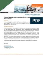 DSI00788-10, Float-free Capsule MK1 - Shore Based Maintenance