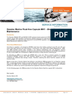 DSI00788-10, Float-free Capsule MK1 - Shore Based Maintenance