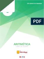 6to grado de primaria - ARITMÉTICA Libro de Teoría