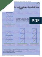 Estructuras de Acero _ Concentricos