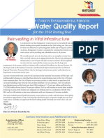 2019 Montgomery County Drinking Water Quality Report