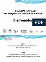 Distribucion Por Area de Salud - Referencias 2017