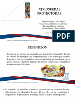 ATMOSFERAS PROTECTORAS EMPAQUES