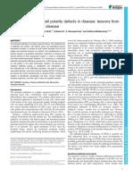 Metaplasia Tissue Injury Adaptation