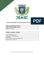 Investigacion Referenciada en Formato APA