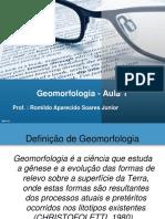 Geomorfologia 1