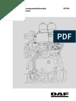 DAF Fuelsysteem XF105