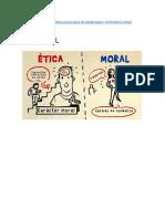 acciones éticas