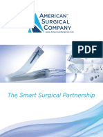 American Surgical Distributor Booklet International