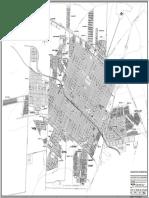 Mapa Cidade Andradina
