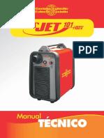 Manual Airjet101 Imv