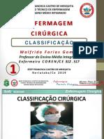 (2) Classificação CIRÚRGICA