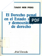 El Derecho Penal en el Estado Social y Democratico de Derecho.pdf