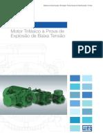 Catálogo Motor WEG W22Xd