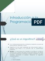 3. Introducción a La Programación