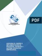 Asesoria El Diseño e Implementacion de Procesos Tecnicas y Sistemas Operativos
