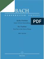 J. S. Bach - Partitas (Urtext).pdf