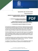 Premio Dolores Castro 2019