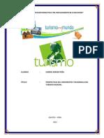 PERSPECTIVAS DEL CRECIMIENTO Y DESARROLLO DEL TURISMO MUNDIAL.docx