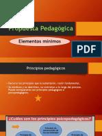 propuesta pedagógica 22