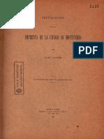 Canter. Instalacion de la Imprenta de la ciudad de montevideo.pdf