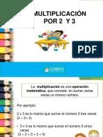 MAT2P_U6_Multiplicacion Por 2 y 3