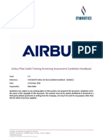 ADAPT 2 on-line Candidate Handbook AIRBUS FAST Ver 1.0 20181022