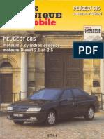 Peugeot 605_Revue Technique Peugeot 605 Essence-Diesel_fr.pdf