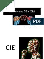 El sistema CIE y DSM