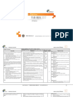 Planificación anual lengua y literatura 8º