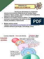 SEMANA N° 02 - 2015 - MODELOS ATÓMICOS