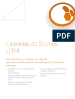 Licencias Sophos