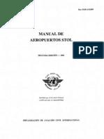 Doc 9150 Manual de Aeropuertos Stol